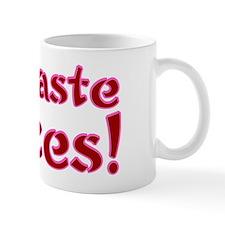 namaste Small Mug