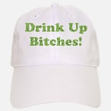 drink up2 Baseball Baseball Cap