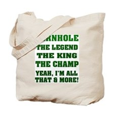 CH ALL THAT AND MORE Tote Bag