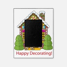 gingerbread_house big Picture Frame