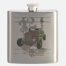 32 tiger SPEED 1-10-43light clear Flask