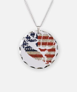 flagfist1 Necklace