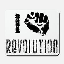 revolutionfist Mousepad