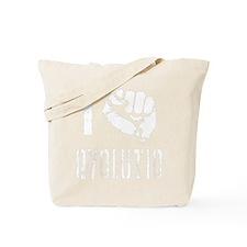 revolutionfist1 Tote Bag