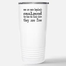 enslaved Travel Mug