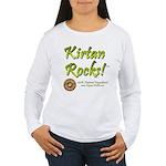 Kirtan Women's Long Sleeve T-Shirt