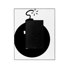F_BOMB_BLK Picture Frame