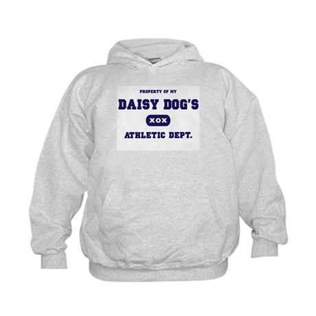 Property of my Daisy Dog Kids Hoodie
