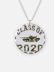CO2020 Tank Camo Necklace