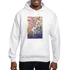 """Bickman """"Unicorn"""" Hooded Sweatshirt"""