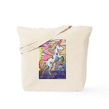 "Bickman ""Unicorn""  Tote Bag"
