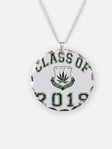 CO2019 SOHK Weed Green Distr Necklace