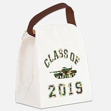 CO2019 Tank Camo Canvas Lunch Bag