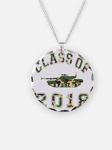 CO2018 Tank Camo Necklace