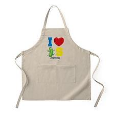 I Heart Pickles TShirt 2 Apron