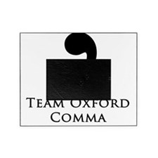 Team Oxford Comma Picture Frame