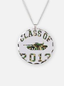 CO2013 Tank Camo Necklace