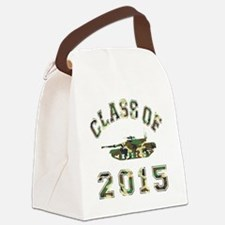 CO2015 Tank Camo Canvas Lunch Bag
