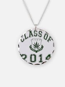 CO2014 SOHK Weed Green Distr Necklace