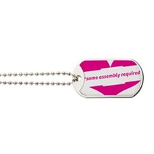 Girl SAR Dog Tags