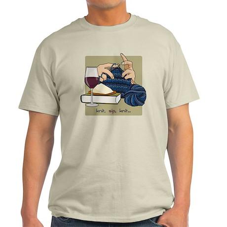 knitsip3 Light T-Shirt