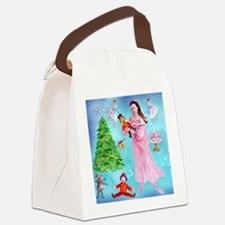 nut Canvas Lunch Bag