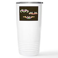 demon attack hartter Travel Mug