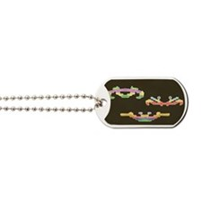 demon attack hartter Dog Tags
