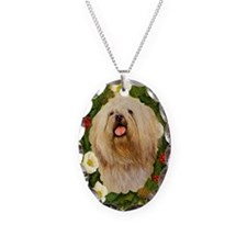 Seasonal Lhasa Appso Necklace