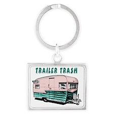 trailertrashsmalls Landscape Keychain
