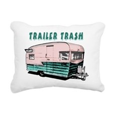 trailertrashsmalls Rectangular Canvas Pillow