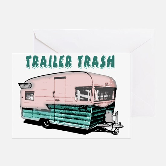 trailertrashsmalls Greeting Card