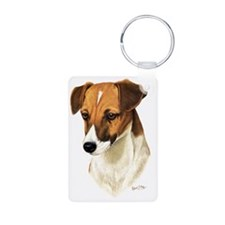 Jack Russell Keychains