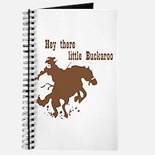 Retro Buckaroo Cowboy Western Journal