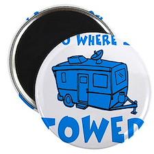 towedtrailersmalls Magnet