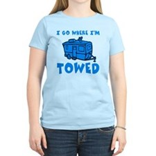 towedtrailersmalls T-Shirt