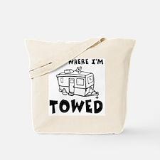 towedtrailer Tote Bag