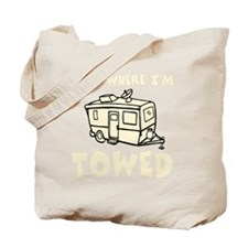towedtrailercolor Tote Bag