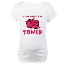 towedtrailerred Shirt