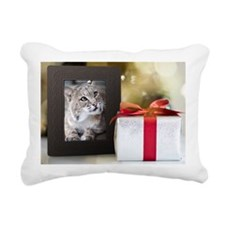 In-Sync Exotics Christma Rectangular Canvas Pillow
