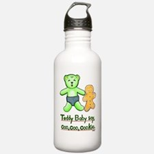 Teddy Baby Say Cookie! Water Bottle
