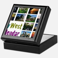 11.5x9at254CalendarCover Keepsake Box