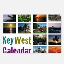 11.5x9at254CalendarCover Postcards (Package of 8)