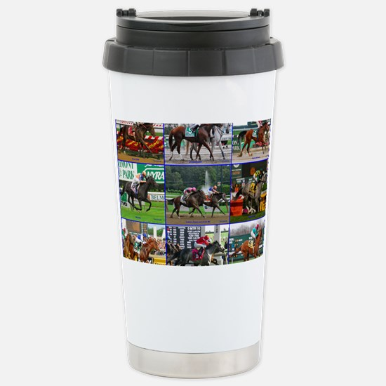 cal11-poster Stainless Steel Travel Mug