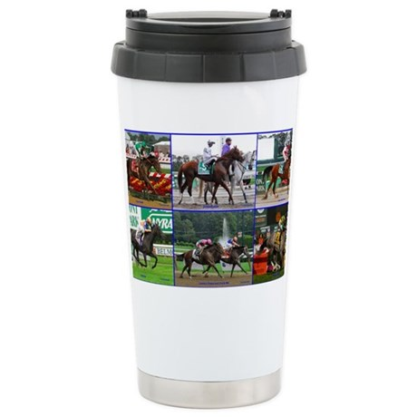 cal11-postcard Stainless Steel Travel Mug