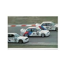 E30-DTM-wallpapers-M3_(9) Rectangle Magnet