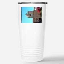 carmelmblackframe Stainless Steel Travel Mug