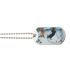 xcountry23x35 Dog Tags