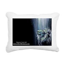 Illumination Rectangular Canvas Pillow