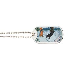 xcountry9x12 Dog Tags